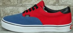 "Кеды Vans C&L ERA""Blue/Red"""