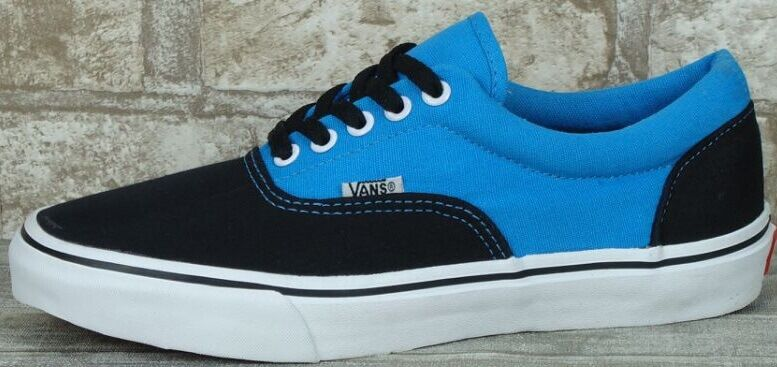 "купить Кеды Vans ERA ""Black/Blue"" в Украине"
