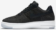Кросівки Nike Air Force 1 Ultra Flyknit Low Black