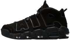 "Кроссовки Nike Air More Uptempo ""Triple Black"""