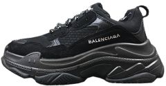 "Кроссовки Balenciaga Triple S ""Black"""