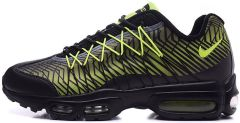 "Кросівки Nike Air Max 95 Ultra Jacquard ""Black/Green"""