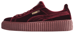 "Кроссовки Puma Fenty by Rihanna Creeper Velvet ""Purple"""