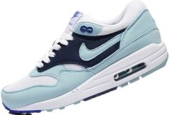 Кроссовки Nike Air Max 87 White/Light Blue