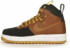 "Кросівки Nike Lunar Force 1 Duckboot ""Black/Brown"""