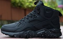"Кроссовки Nike Huarache Winter ""Triple Black"""