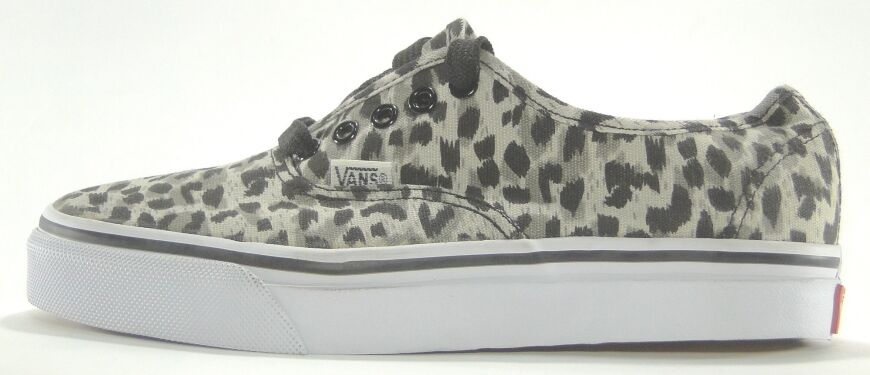 купити Кеди Vans Authentic Leopard White в Україні