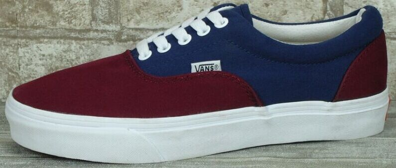 "купить Кеды Vans ERA ""Bordo/Navy"" в Украине"