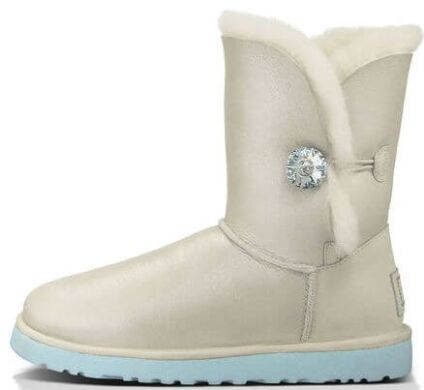 купить UGG Bailey Button Bling Metallic Wedding в Украине