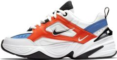 "Кроссовки Nike M2K Tekno ""White/Orange/Blue"""