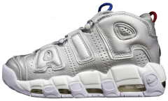 "Кроссовки Nike Air More Uptempo ""Silver"""