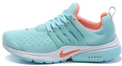 "Кросівки Nike Air Presto BR QS ""Turquoise/White/Pink"""