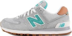 "Кроссовки New Balance 574 ""Grey/Green"""