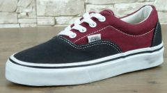 "Кеди Vans ERA ""Black/Bordo"""