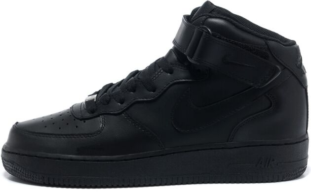 80bbc1bb Кросівки Nike Air Force Tall Black купити в TEMPOSHOP.