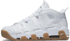 "Кросівки Nike Air More Uptempo ""White/Gum"""