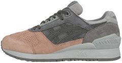 "Кроссовки Asics Gel Respector Japanese Garden Pack ""Grey/Rose"""