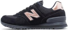"Кроссовки New Balance Molten ""Metal Black/Black/Rose/Gold"""