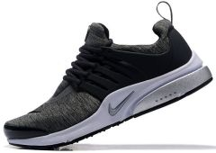 "Кроссовки Nike Air Presto QS Fleece ""Grey/Black/White"""