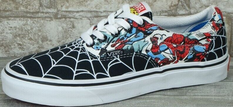 купить Кеды Vans ERA MARVEL Spider Man в Украине