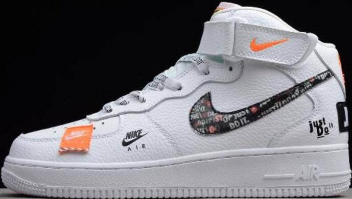 fc2f6bd8 Кроссовки Nike Air Force 1 JUST DO IT Pack Mid
