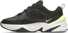 "Кроссовки Nike M2K Tekno ""Black/White/Lime"""