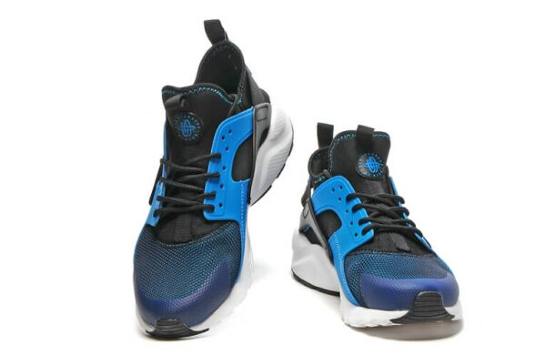 "купить Кроссовки Nike Air Huarache Ultra Run ""Blue Lagoon/Black/White"" в Украине"