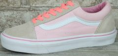 "Кеди Vans Old Skool Suede ""Grey/Pink"""