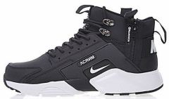 "Кроссовки ACRONYM x Nike Air Huarache City Mid ""Black/White"""