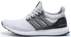 "Кросівки Adidas Ultra Boost 3.0 ""White/Black"""