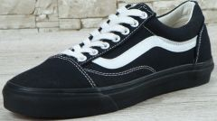 "Кеди Vans Old Skool ""Black/White/Black"""