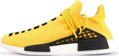 "Кроссовки Adidas NMD Pharrell Williams Human Race ""Yellow"""
