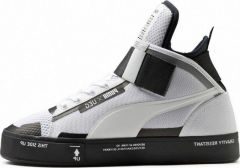 "Кроссовки Puma Court Play x UEG ""White/Black"""