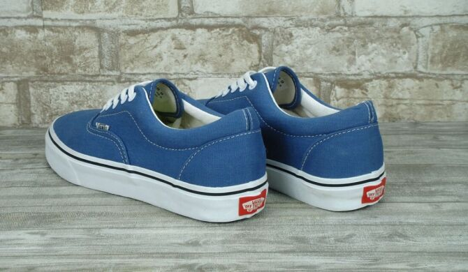 "купить Кеды Vans ERA ""Blue/White"" в Украине"