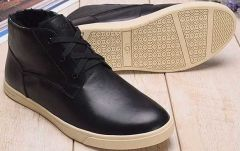 UGG Kramer Leather Black