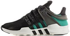 "Кроссовки Adidas EQT Support ADV ""Black/Sub Green"""