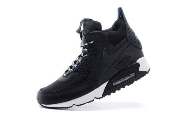 "купить Кроссовки Nike Air Max 90 Winter Sneakerboot ""Black/Magnet Grey"" в Украине"