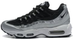 "Кросівки Nike Air Max 95 QS ""Platinum/Black/White"""