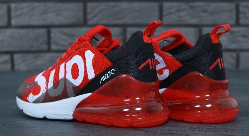 8363b89f85b488 Кросівки Nike Air Max 270 Supreme