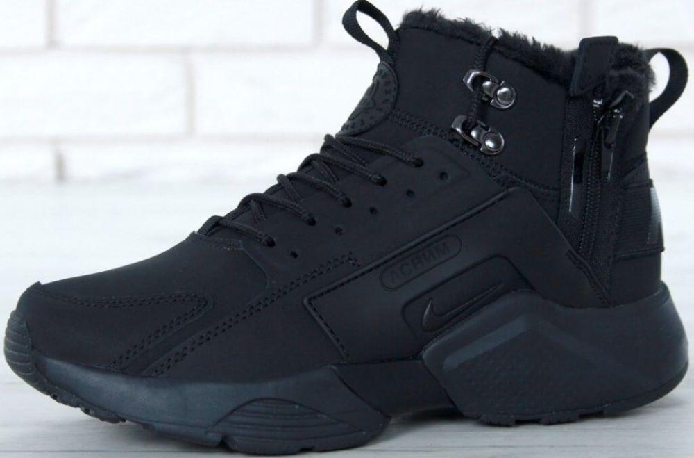 quality design b2c39 30b15 Кросівки ACRONYM x Nike Air Huarache City Winter