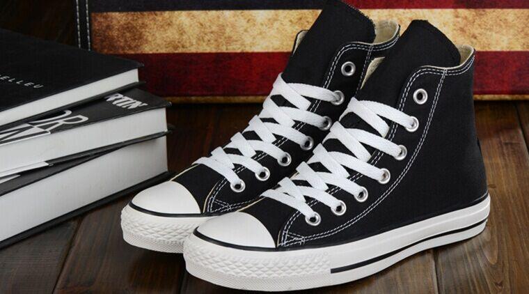 Кеди Converse All Star Високі Чорні купити в TEMPOSHOP. 0093ddb42303a