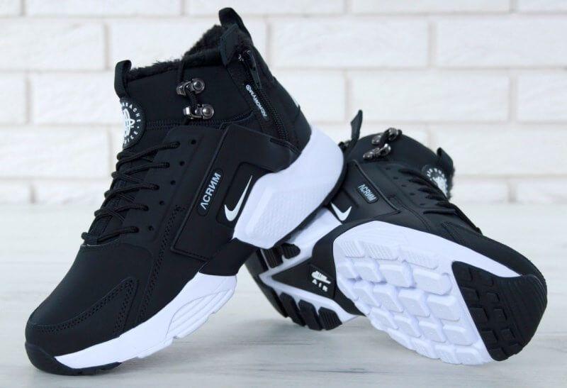 brand new d841a 9bbd6 Кросівки ACRONYM x Nike Air Huarache City Winter