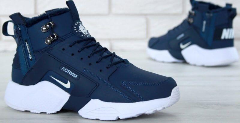 Кросівки ACRONYM x Nike Air Huarache