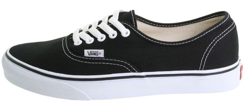 Кеды Vans Authentic Black купить в TEMPOSHOP. aebe74ee29370