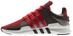 "Кроссовки Adidas EQT Support ADV ""Collegiate/Red"""