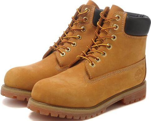 348b2a292361 Ботинки Timberland 6-inch Premium 10061 Yellow