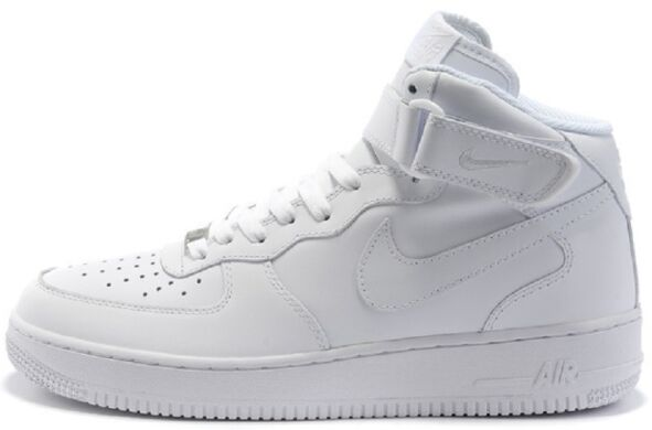 Кросівки Nike Air Force Tall White купити в TEMPOSHOP. 2843b79eb635b