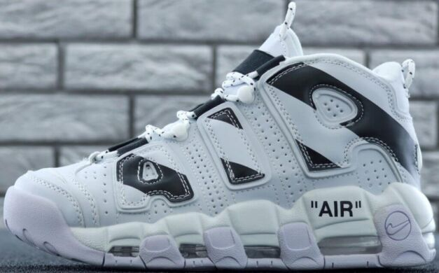d651cf5dba9ab8 Кросівки Nike Air More Uptempo