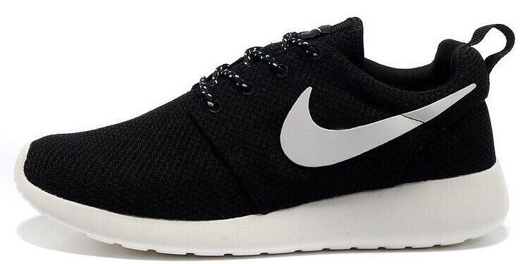 ed673e413905db Кросівки Nike Roshe Run Black купити в TEMPOSHOP.