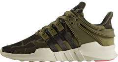"Кроссовки Adidas EQT Support ADV ""Camouflage Green"""